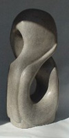 Toorimichi Sculpture (translation: Passage, One's Way ) - sold
